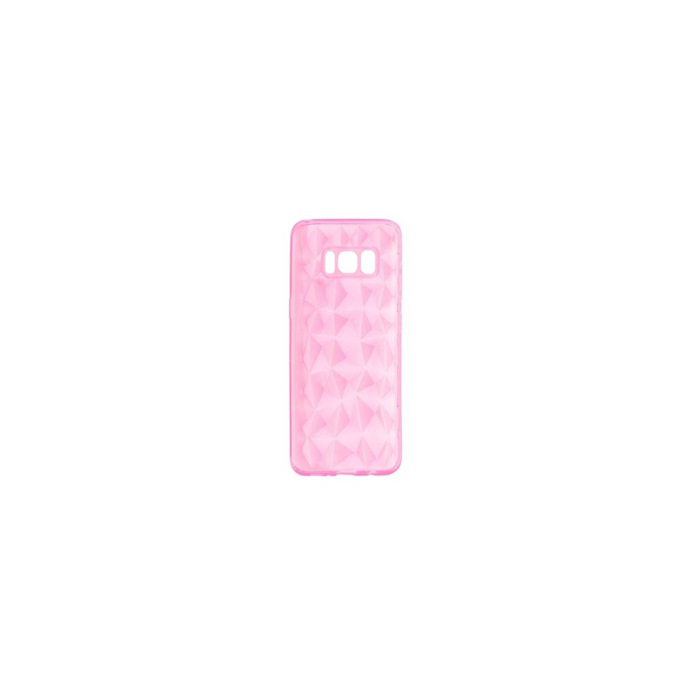 X One Funda Diamante 3D Samsung S8 Rosa