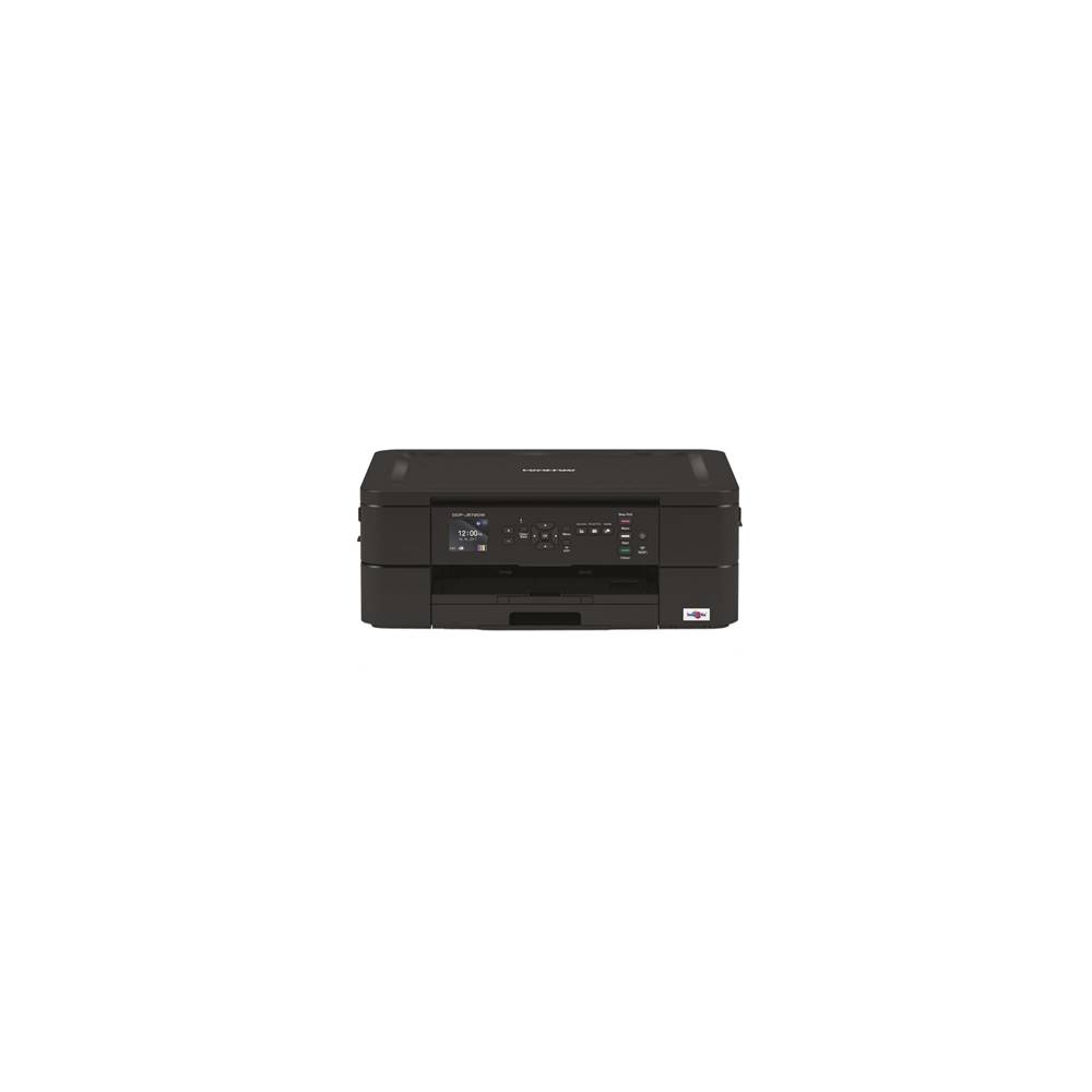 Brother DCP J572DW 12pp 128Mb Duplex USB Wifi