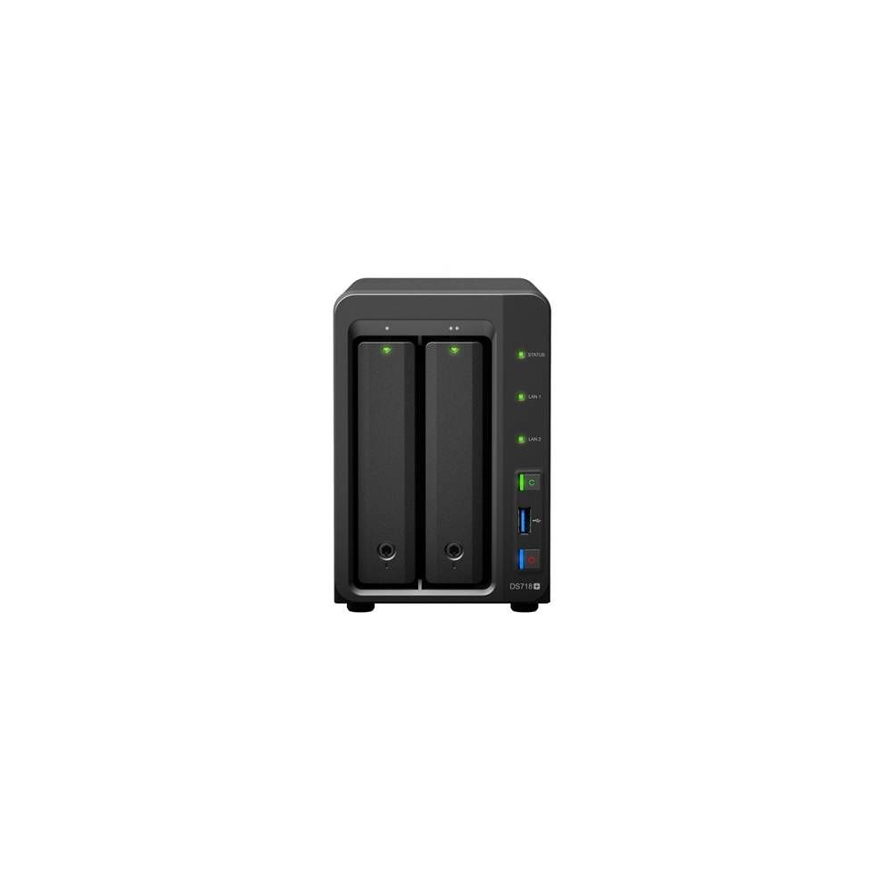 SYNOLOGY DS718 NAS 2Bay Disk Station
