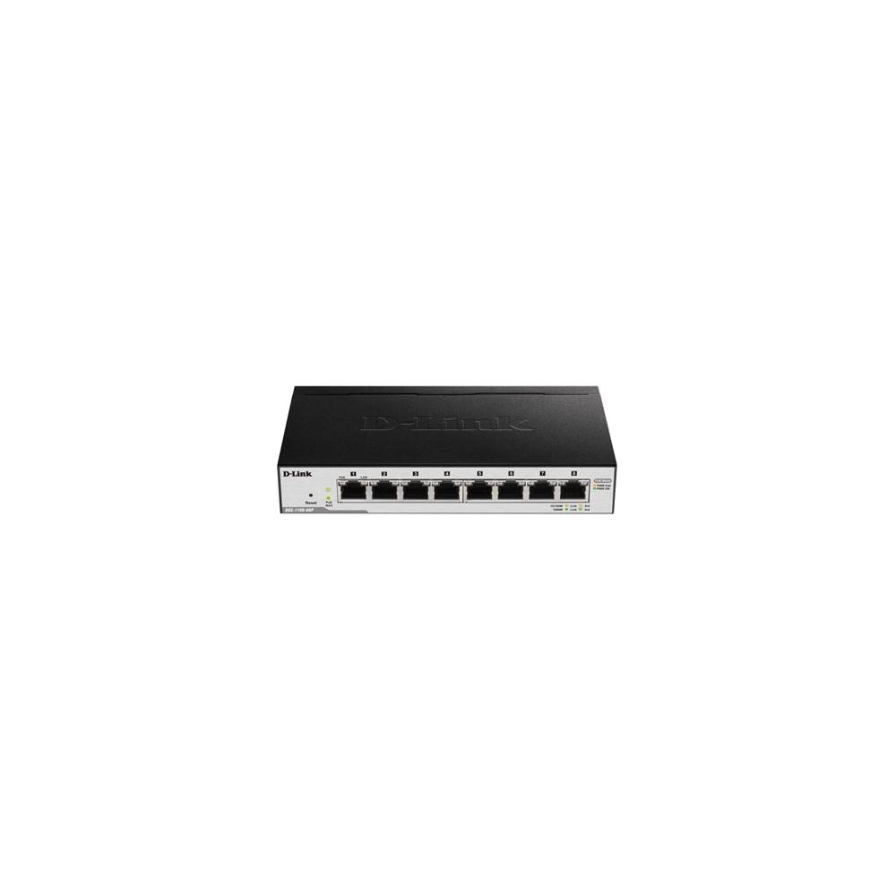 D-Link DGS-1100-08P Switch 8xGB PoE
