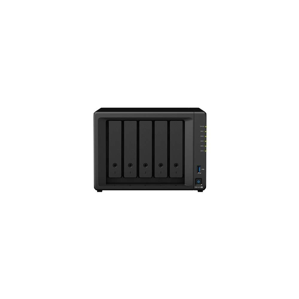 SYNOLOGY DS1019 NAS 5Bay Disk Station