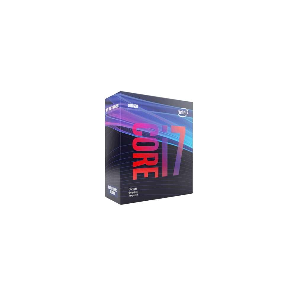 Intel Core i7 9700F 47Ghz 12MB LGA 1151 BOX