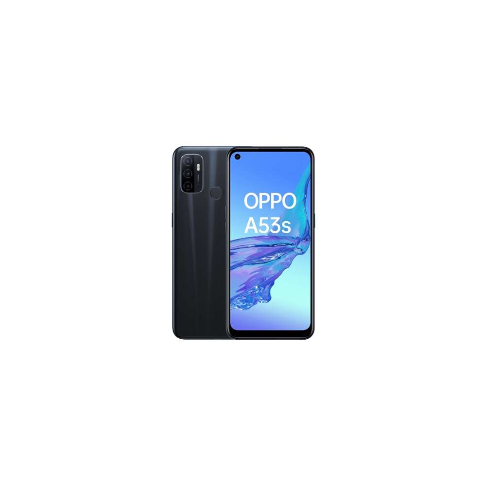 OPPO A53s 65 LCD 128GB 4GB Electric Black
